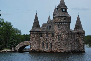 Power House at Boldt Castle