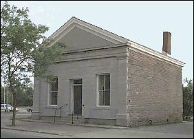 A Greek Revival style building was built at 315 State Street