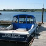 Fishing Boat Back