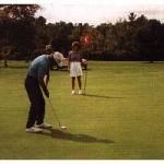 C-Way Golfer close