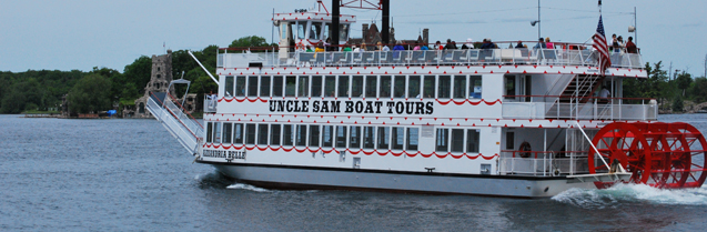 Uncle Sam Boat Tours