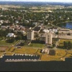 Ogdensburg from the Air