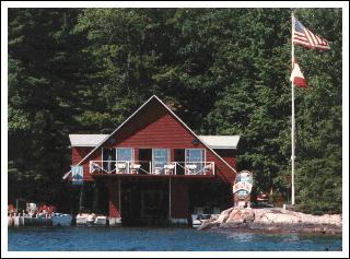 Boateak boat garage