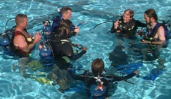 Scuba Dive Instruction