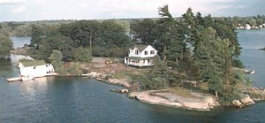 The Island Boat house