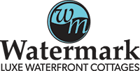 Watermark Luxe Cottages logo